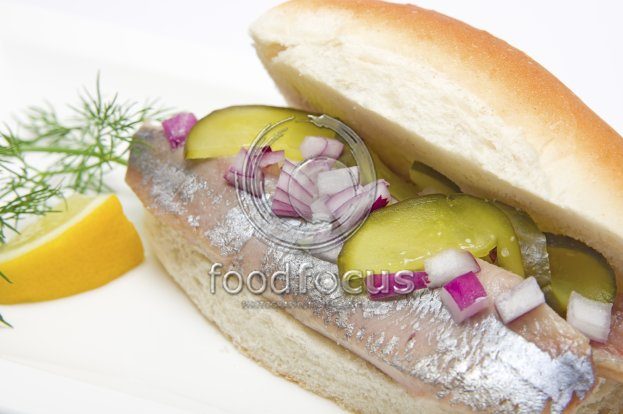 Broodje Haring - Foodfocus Photography