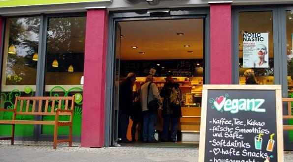 veganz a Milano