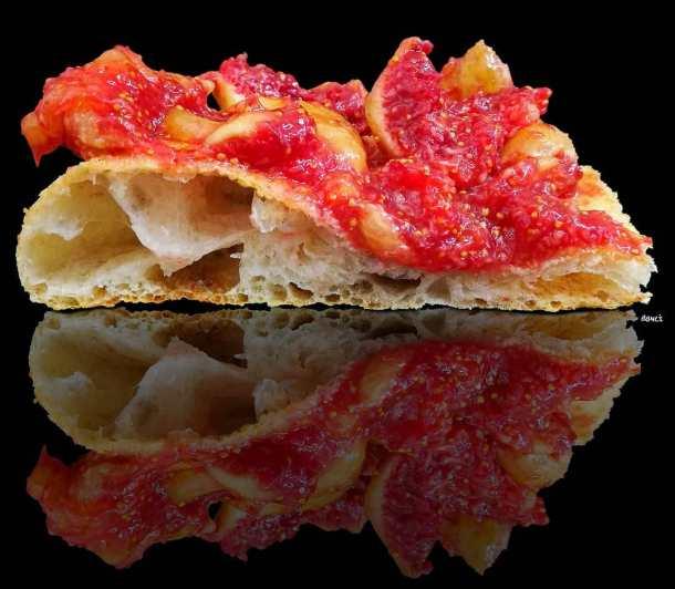 Pizza Bonci: gli ingredienti
