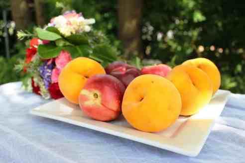 Stone Fruit season has arrived.