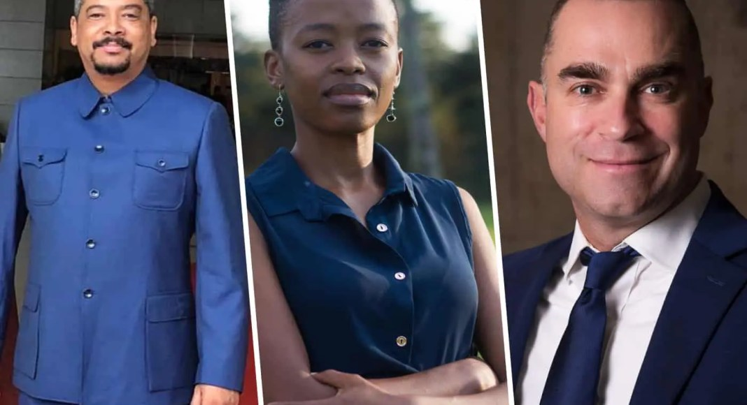 Political analyst Dr Oscar Van Heerden, Afasa Youth Chairperson Nono Sekhoto-Iga and Agri SA Executive Director Omri Van Zyl respond to the 2019 general elections.
