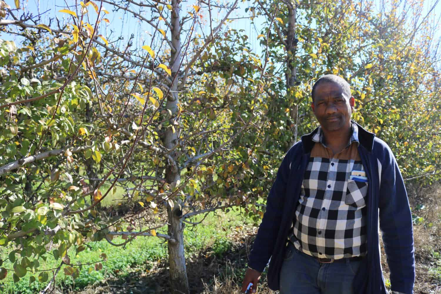 After 40 years of building his knowledge and aspiring to farm for himself, Western Cape farmer Charles Pietersen is finally where he wants to be.