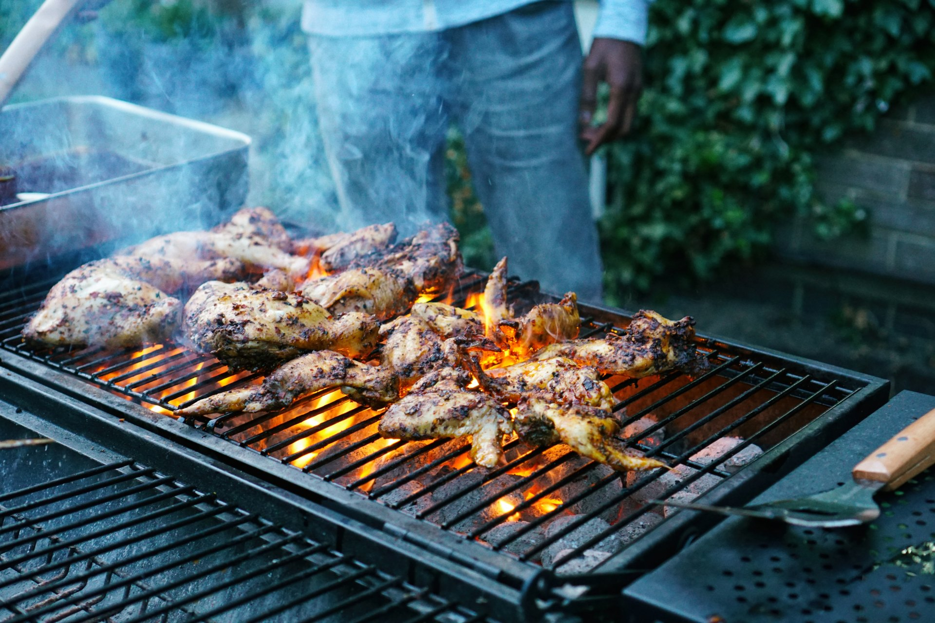 Up your braai game this Heritage Day with delicious recipes from two local foodies, Unaty Daniel and Justin Bonello.