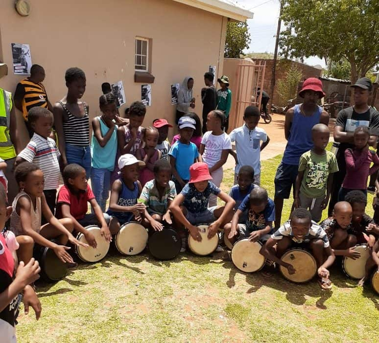 The Isibindi food garden, a National Association of Child Care Workers (NACCW) initiative started by childcare workers, is helping feed children and youths in communities around Kimberly.