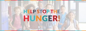 Help Stop the Hunger Banner