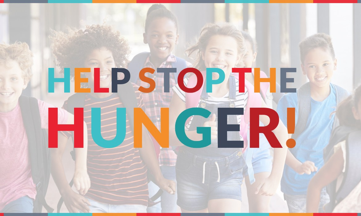 HELP STOP THE HUNGER!