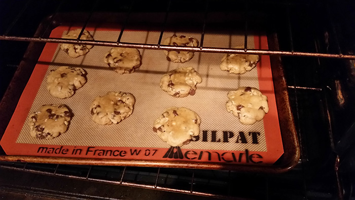 cookies-into-oven