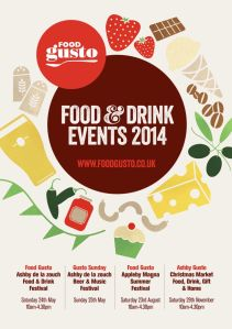 Food gusto events