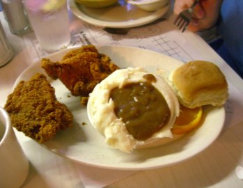Mammys Kitchen Myrtle Beach SC South Carolina  FoodNotes 1