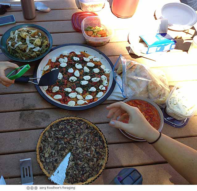 Cookbook Club: A Picnic Lunch Inspired By Smitten Kitchen