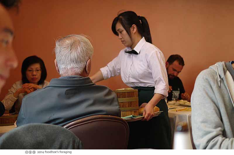 Dining on Dim Sum at Hong Kong Lounge II