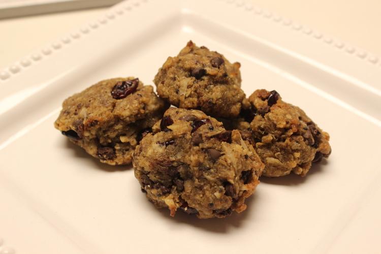 35.2 Chocolate Chip Oatmeal Quinoa Cookies