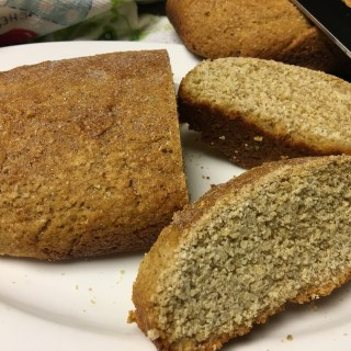 Honey Cinnamon Spelt Bread
