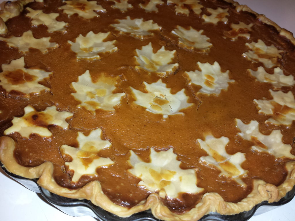 20131127_215759_Android-1024x768 Momma's Famous Pumpkin Pie