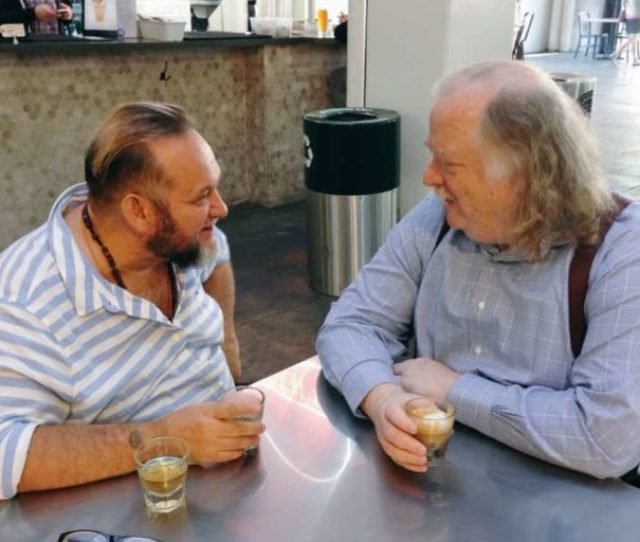 Talking Italian Food With Jonathan Gold