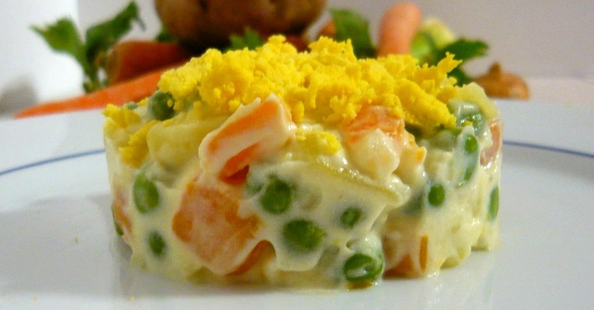 Insalata Russa  Food Italian Cooking Ideas  Ricette