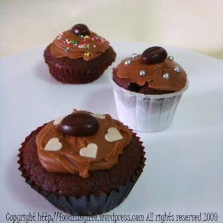 A Cappuccino Cupcake for You… Not!