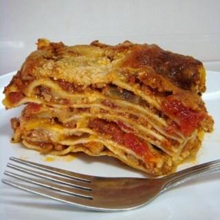 Lasagna Fetish