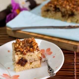 THB #30: Chocolate Walnut Coffee Cake
