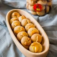 Cashew Cookies [Chinese New Year Goodie]