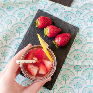 Strawberry Lemonade Moscato