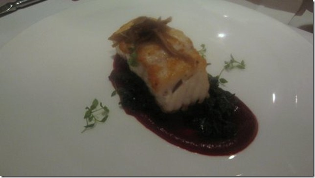 halibut at woodfire grill
