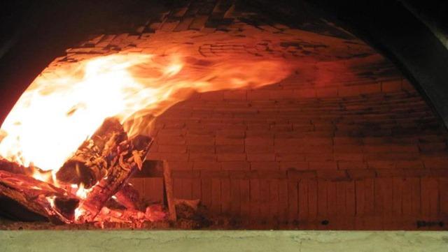 fuoco di napoli oven