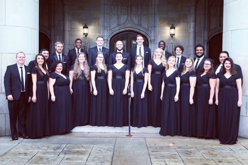 FoodieCards Fundraising For UT Choirs