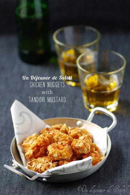 FoodieCrush Magazine Un Dejeuner de Soleil Chicken Nuggest