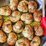 Killer Garlic Knots Recipe Foodiecrush Com