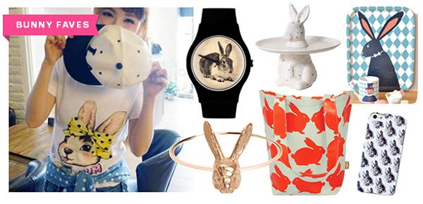 Bunny Inspired Favorites | foodiecrush.com
