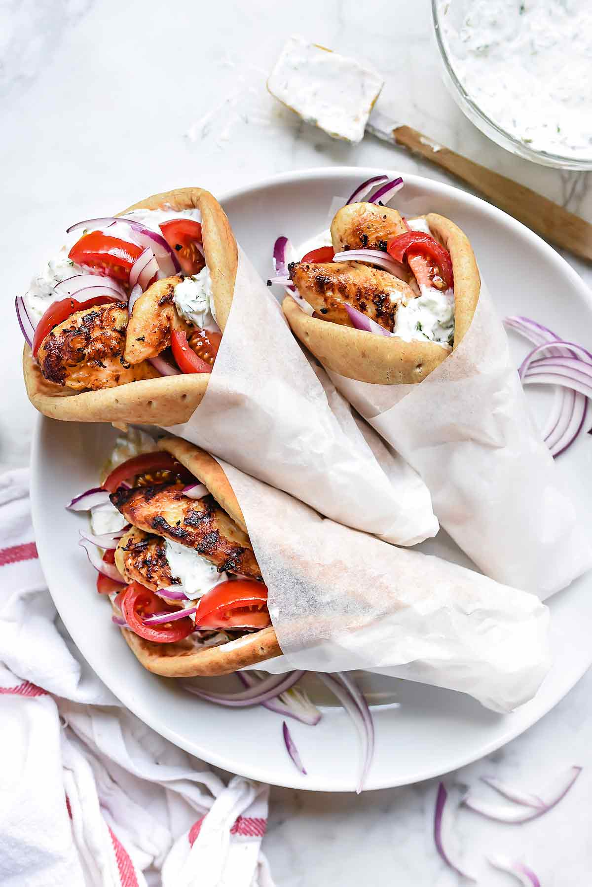 Greek Food Take Out