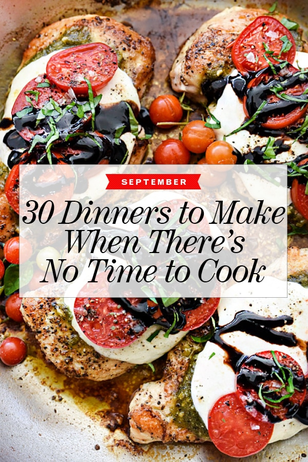 Easy Meals Cook Dinner