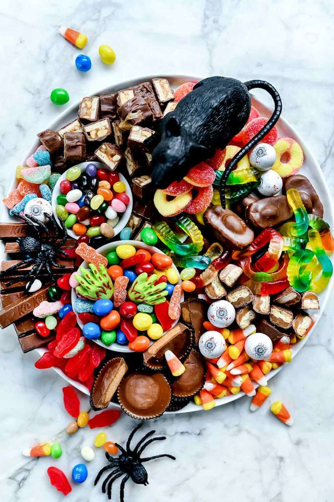 Candy Charcuterie Board   foodiecrush.com