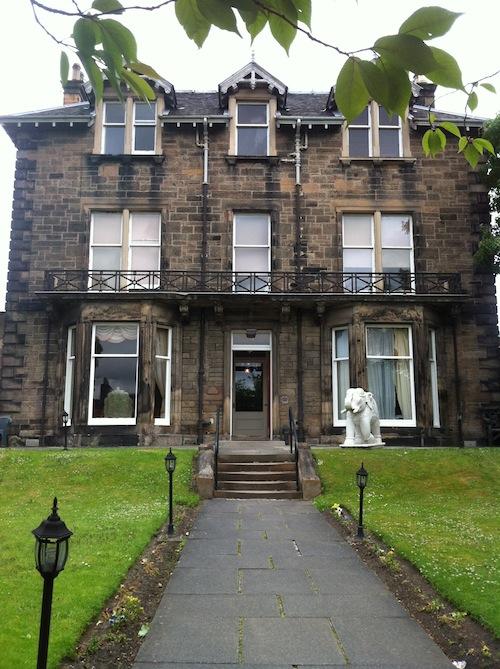 The Original Raj Hotel, 8 West Coates, Edinburgh Review