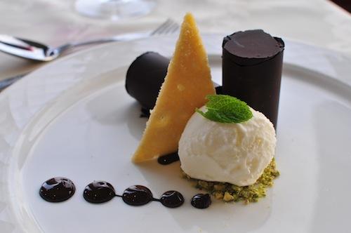 Loch Melfort Dessert