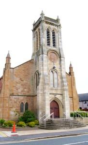 prestwick church