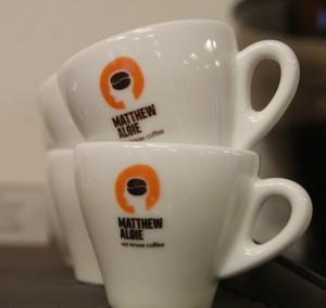 matthew algie cups