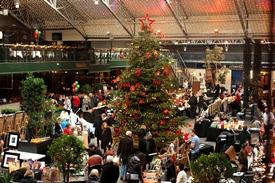 Merchant Square Christmas Craft Fair