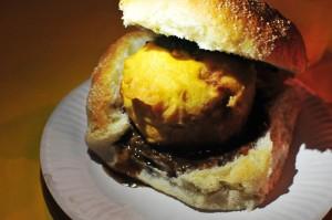 Babu potato burger