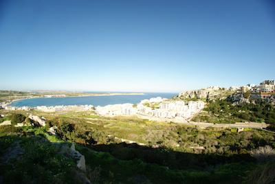 Melliha_Malta_view