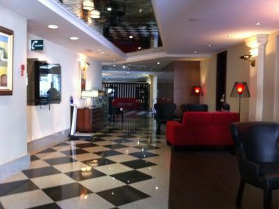 Pergola Club Hotel and Spa, Adenau Street, Mellieha, Malta food drink Glasgow food travel blog