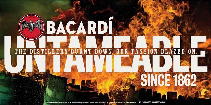 Bacardi Untameable – cocktails with Bacardi Mixologist Shervene Shahbazkhani