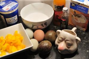 Maille Mango Vinegar © Food and Drink Glasgow Blog