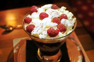 Carfraemill pudding eton mess
