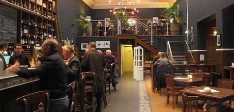 Le Di vin Edinburgh food drink Glasgow blog