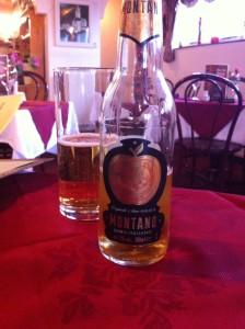 Italian Cider at Mira  Mara, Helensburgh. © food and drink Glasgow blog