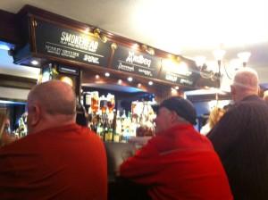 Inside Crow Tavern, Bishopbriggs.  © Food And Drink Glasgow Blog