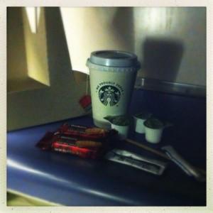 Scotrail Caledonian sleeper food drink Glasgow blog travel to scotland from London Euston