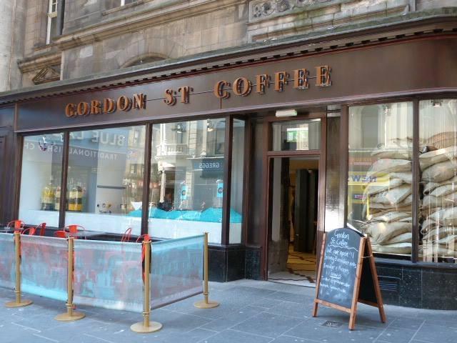 Gordon Street Coffee 79 Gordon Street Glasgow G1 3sq